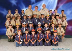 Cub Scout Pack 805-2016